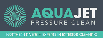 AQUAJET Pressure Cleaners Logo